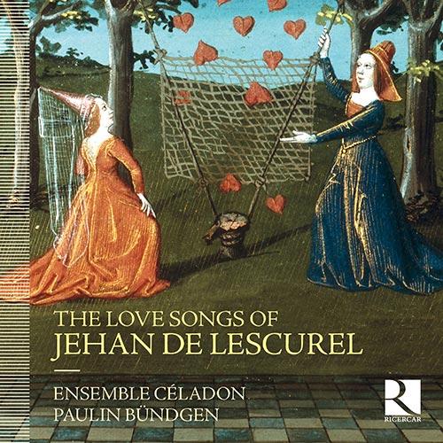 Jean de Lescurel Cover