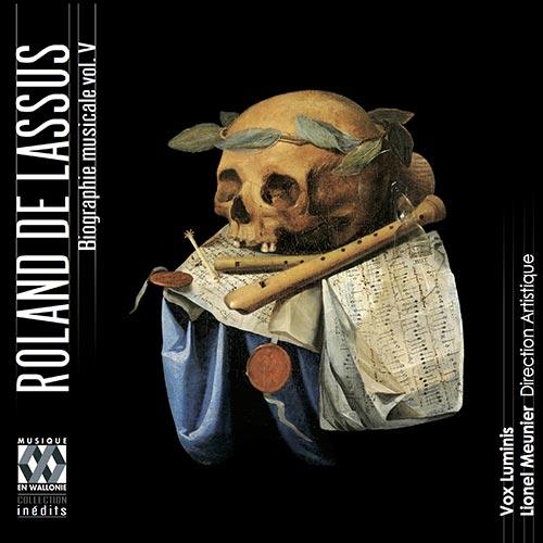 Roland de Lassus cover