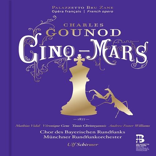 Gounod, Cinq-Mars