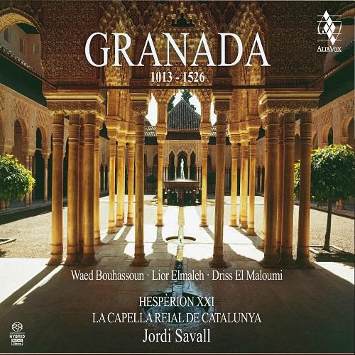 Alia Vox AVSA9915 Granada 1013-1502