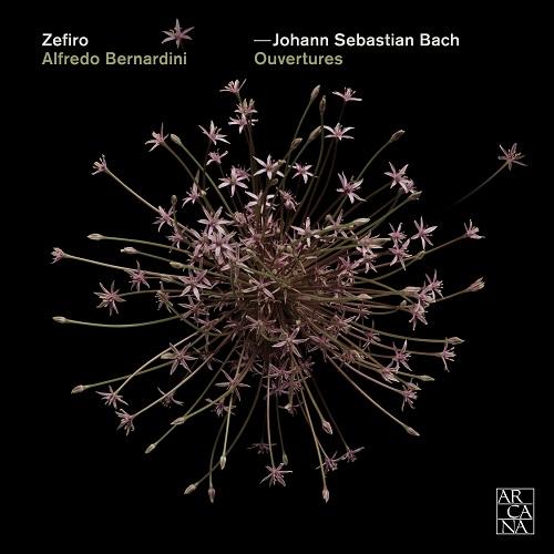 Arcana A400 J.S. Bach, Ouvertures