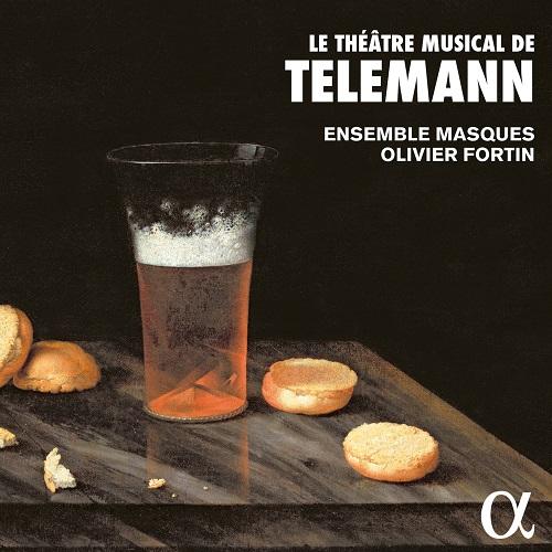 Alpha 256 - Il teatro musicale di Telemann