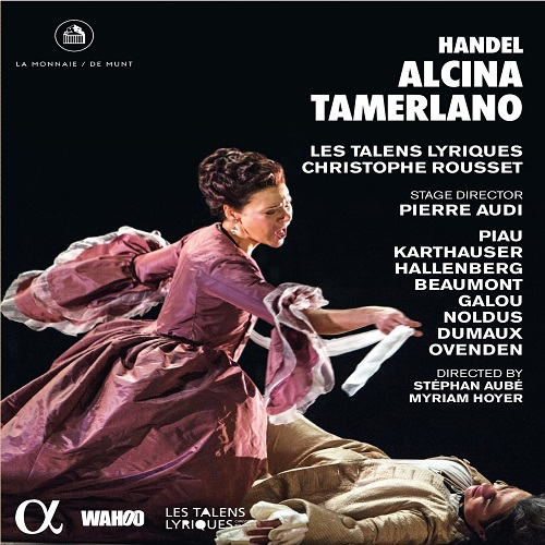 Alpha 715 - Handel, Tamerlano | Alcina