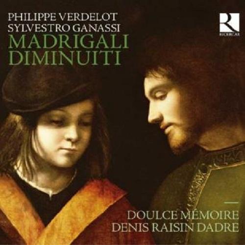 Ricercar RIC371 - Madrigali  Diminuiti