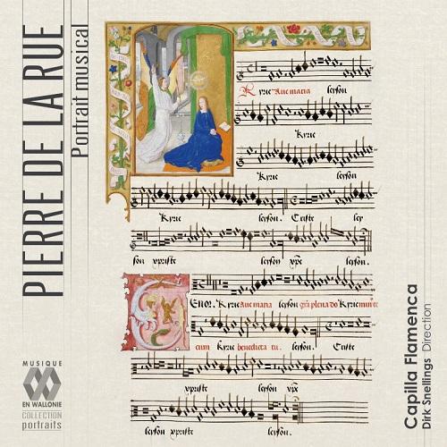 Musique en Wallonie MEW1159 - Pierre de la Rue - Capilla Flamenca
