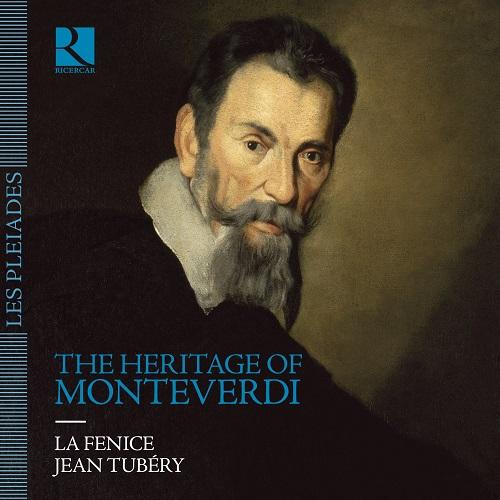 Ricercar RIC374 - Monteverdi