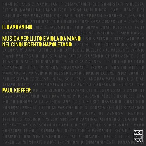Arcana AD106 Il Barbarino - Paul Kieffer