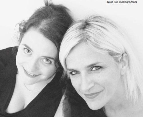 Chiara Zanisi e Giulia Nuti
