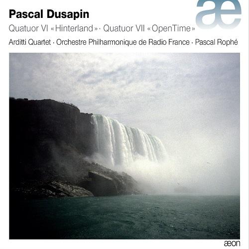 Aeon-AECD1753-Dusapin-Arditti-Quartet