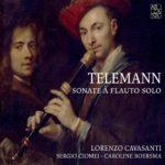 Arcana A433 Telemann, Lorenzo Cavasanti