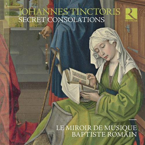 Ricercar RIC380 Tinctoris, Le Miroir de Musique