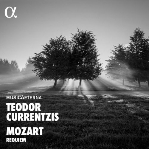 ALPHA 377_Mozart, Requiem, Currentzis