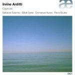 Aeon AECD1755, Capricci, Irvine Arditti