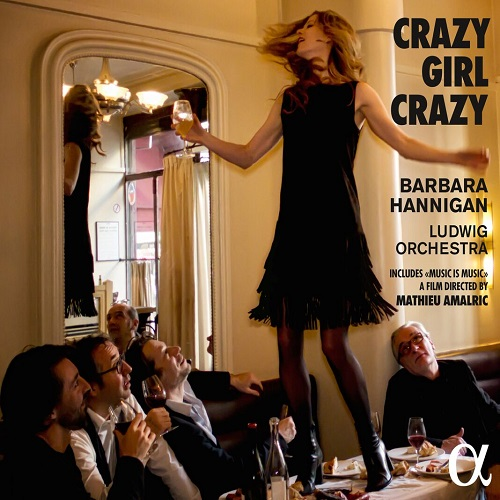 ALPHA293, Crazy girl Crazy, Barbara Hannigan