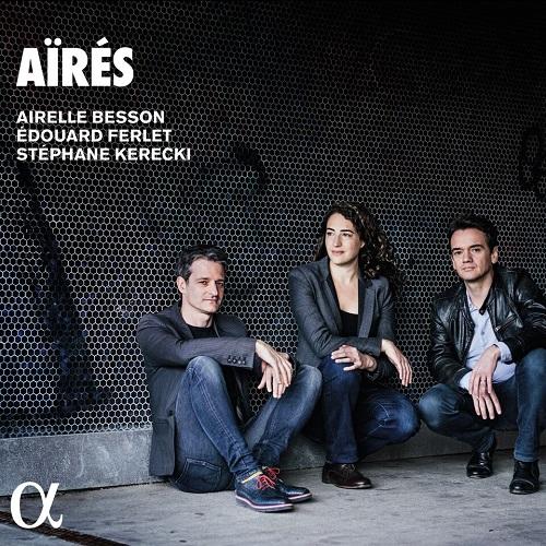 Alpha298_Aïrés_Airelle Besson_Édouard Ferlet_Stéphane Kerecki