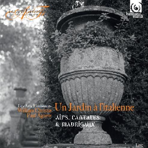 Harmonia Mundi_HAF8905283_Un jardin à l'Italienne_Les Arts Florissants
