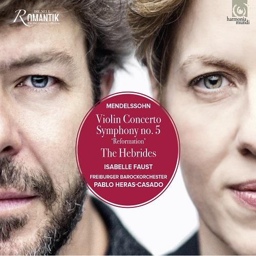 Harmonia Mundi_HMC902325_Mendelssohn_Concerto per violino_Isabelle Faust