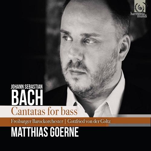 Harmonia Mundi_HMC_902323_Bach_Cantate per basso_M.Goerne