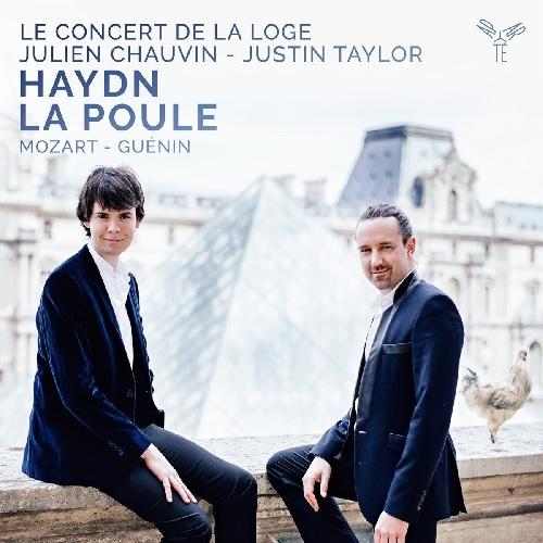 Aparte_AP157_Haydn_La Poule_Le Concert de la Loge, dir. J. Chauvin_ J. Taylor