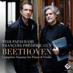Evidence_EVCD037_Beethoven_Sonates pour piano & violon_F.-F. Guy, piano_T. Papavrami violino