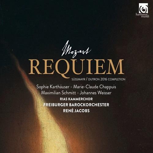 HMM902291_Mozart_Requiem_Freiburger Barockorchester_René Jacobs