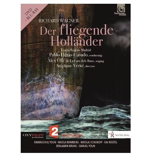 Harmonia Mundi_HMD9809060.61_Wagner_Der fliegende Holländer_Pablo Heras-Casado