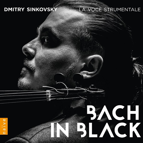 OP30567 Bach in Black Sinkovsky