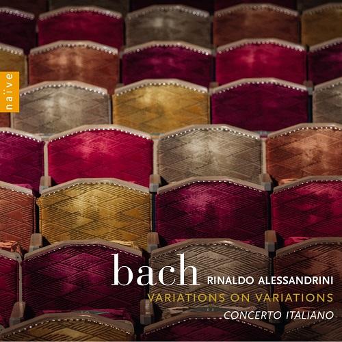 OP30575 K Bach Variations on variations Alessandrini