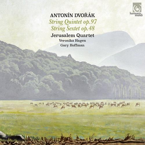 HMM902320_Dvořák_String Quintet & String Sextet_Jerusalem Quartet