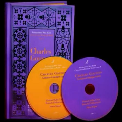 Ediciones Singulares_ES1030_GOUNOD_Cantate e Musica Sacre_Hervé Niquet_1