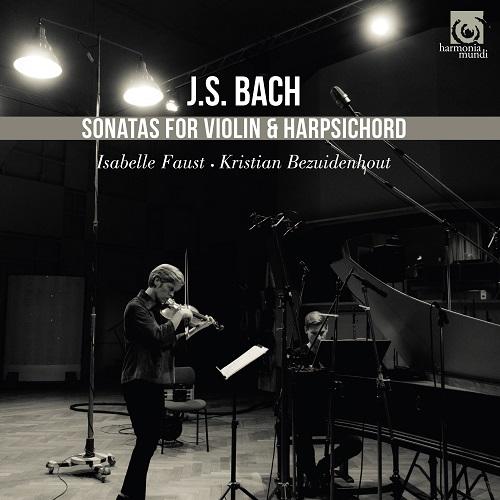 Harmonia Mundi_HMM902256_57__Bach_Sonatas for violin & harpsichord_Isabelle Faust