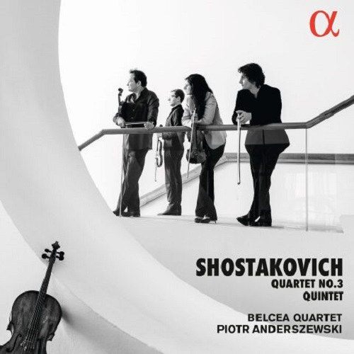ALPHA360_ŠOSTAKOVIČ_Quartetto n. 3_Quartetto Belcea