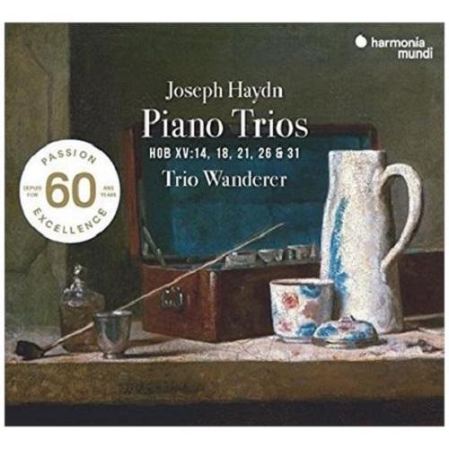 Harmonia Mundi_HMM902321_Haydn_Trii per pianoforte_Trio Wanderer