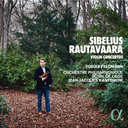 ALPHA357_SIBELIUS RAUTAVAARA_Concerti per violino_ Jean-Jacques Kantorow