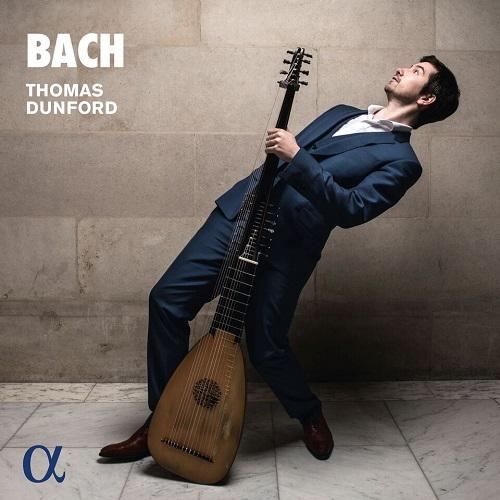 ALPHA361_BACH_Musica per liuto_Thomas Dunford
