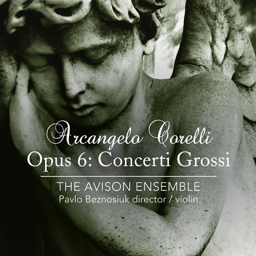 Linn_CKR411_CORELLI_Concerti Grossi Op. 6_The Avison Ensemble