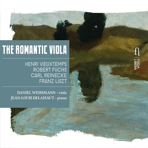 Fuga Libera_FUG750_La viola romantica_Weissmann_Delahaut