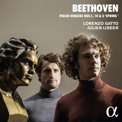 ALPHA407_3760014194078_Beethoven_Sonate per violino_Gatto_Libeer
