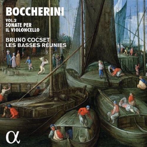 ALPHA409_3760014194092_BOCCHERINI_Sonate per violoncello_Bruno Cocset