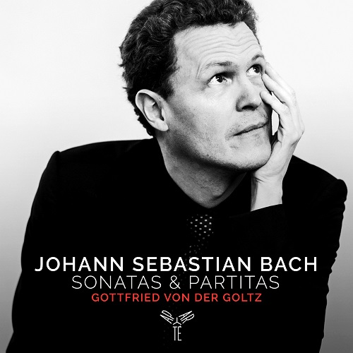 Aparté_AP176_5051083127745_Bach_Sonatas & Partitas for solo violin_Gottfried von der Goltz