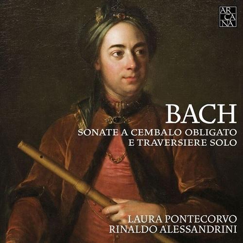 Arcana_A453_3760195734537_ Bach_Sonate _Pontecorvo_Alessandrini