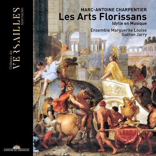 chateaudeversailles_CVS001_3770011431007_Charpentier_Les Arts Florissans_Ensemble Marguerite Louise
