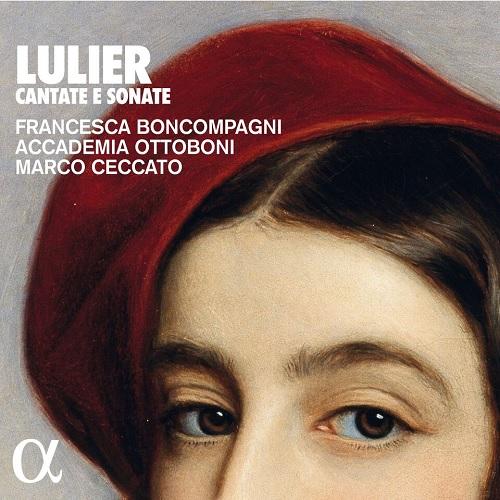 ALPHA406_3760014194061_LULIER_Cantate e Sonate_Marco Ceccato