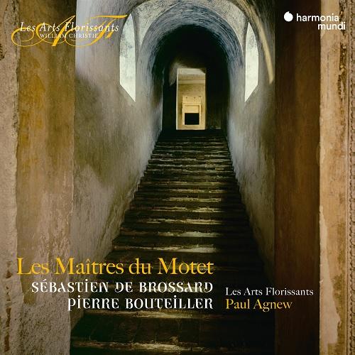 HAF8905300_3149020934418_Les maîtres du motet français_Paul Agnew