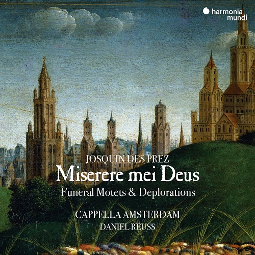 HMM902620_3149020934869_Desprez_Miserere mei Deus_Cappella Amsterdam