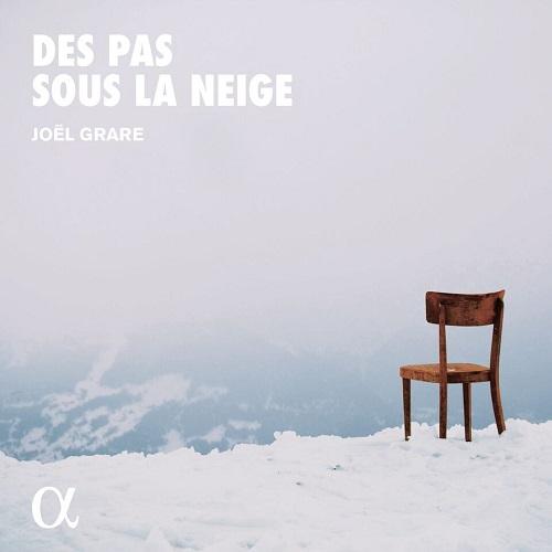 ALPHA436_3760014194368_Des pas sur la neige_Joël Grare