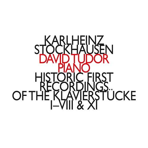 Hat Hut_HAT(NOW)ART172_752156017226_STOCKHAUSEN_Klavierstücke I-VIII, XI_David Tudor