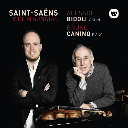 SMC Records / Warner Music 8388766297530_SAINT-SAËNS: VIOLIN SONATAS_BIDOLI ALESSIO - CANINO BRUNO