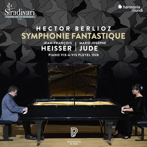 HMM902503_3149020935750_Berlioz_Symphonie fantastique_Jean-François Heisser_Marie-Josèphe Jude