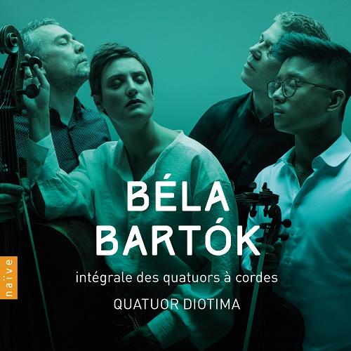 naive_V5452_Bartok_Quatuor Diotima